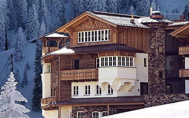 Mooser Hotel St Anton