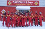 ski school st anton